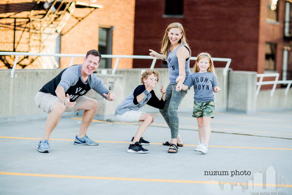 Des Moines Family Photographer
